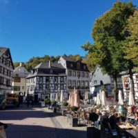Monschau Marktplatz