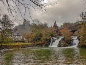 Pyrmonter Mühle /Wasserfall
