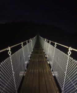Geierlay Hägeseilbrücke