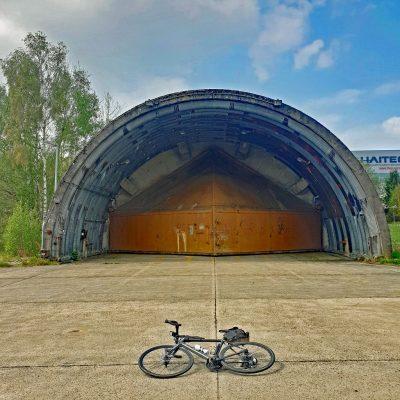 Flugzeugbunker Flugplatz Hahn